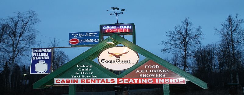 EagleQuest offers many services